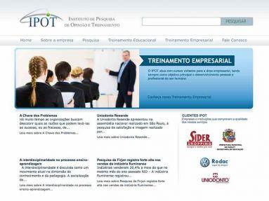 IPOT – Instituto de Pesquisa de Opinião e Treinamento